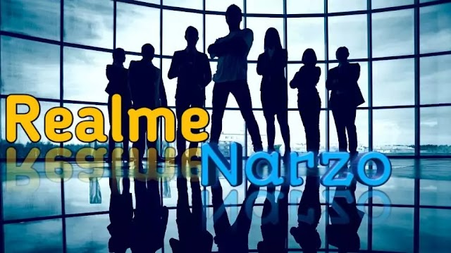 Realme Narzo teased in India, may be related to Realme's fashion products.