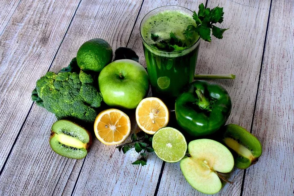 Consider A Juice Diet