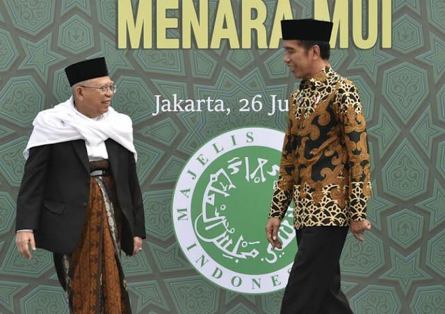 Mahfud MD Gagal jadi Cawapres Jokowi, Karena Diisukan Bukan Kader NU?
