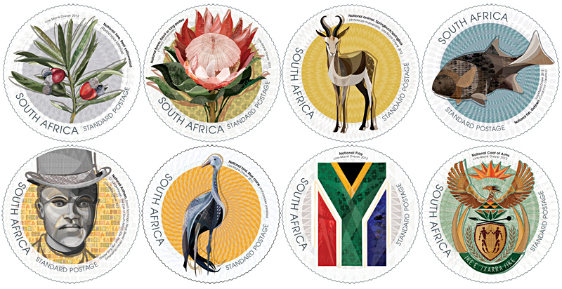 Collectorzpedia South Africa 2014south African Symbols