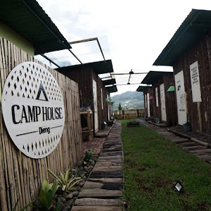 Camp House Dieng