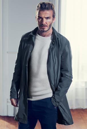 ropa hombre David Beckham H&M primavera 2016