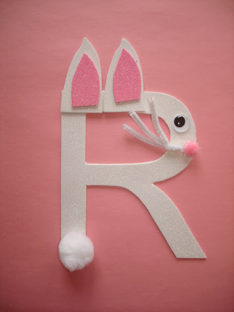 Art and Craft for Preschool Letter R