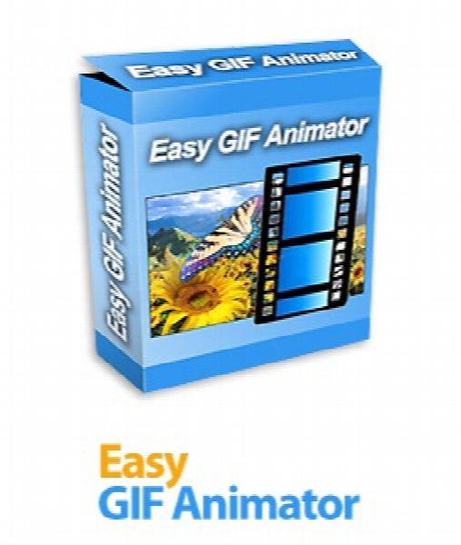 تثبيت وتفعيل برنامج صنع البنرات والصور المتحركة Easy GIF Animator7.0.0.55