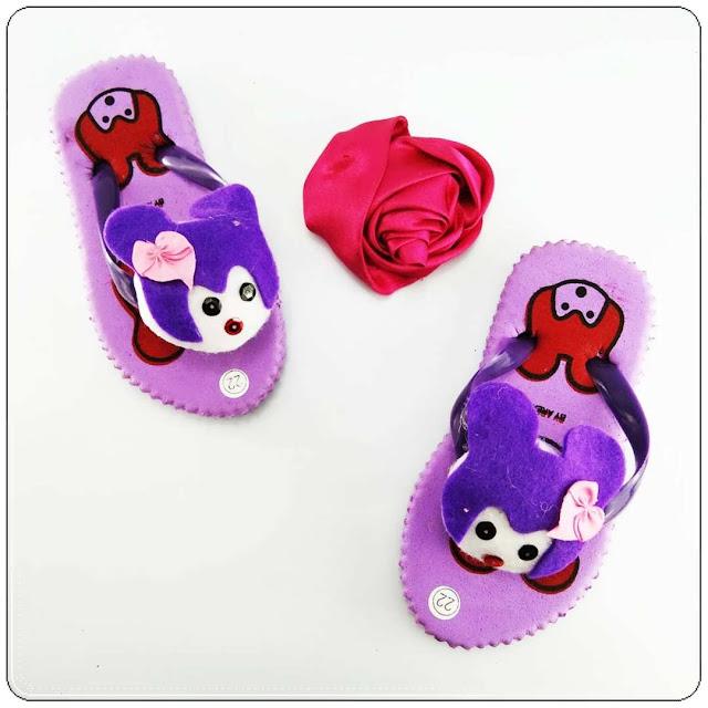 Pabrik Sandal Spon 5.000 an - Sandal Jepit AB Rabbit Baby