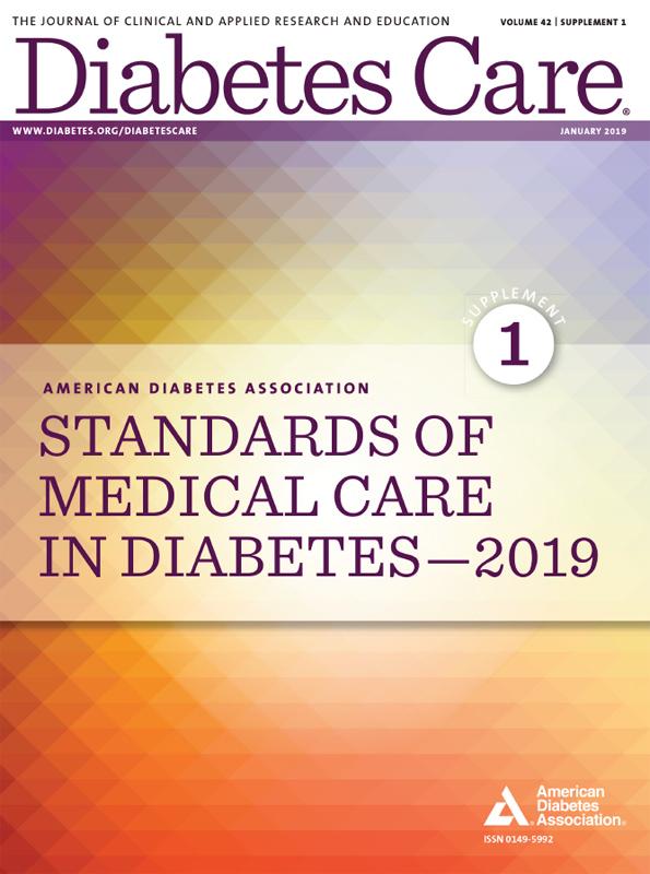 actualizaciones de manejo de diabetes mellitus