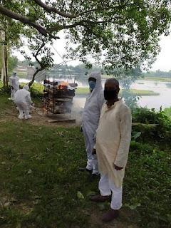 সিরাজগঞ্জ করোনা উপসর্গ নিয়ে এক  জনের মৃত্য