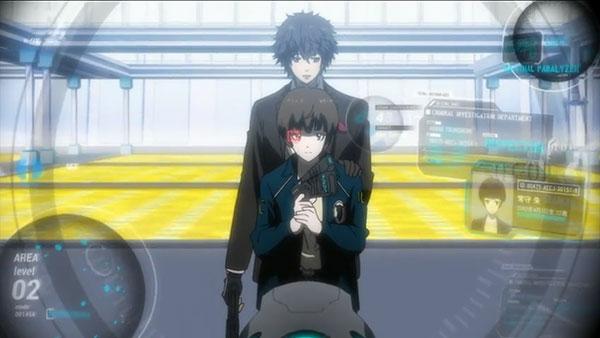 Psycho-Pass season 2 - anime summer 2014 terbaik