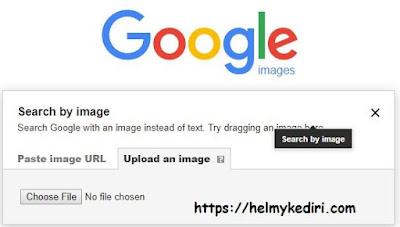 Cara melacak foto atau gambar dengan googleimages