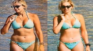 Κωνσταντίνα Σπυροπούλου: Πώς σχολίασε την φωτογραφία της με μαγιό, που παίζει με και χωρίς photoshop στα περιοδικά!