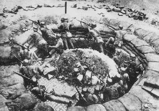 Κινεζική θέση στη Σαϊγκόν το 1937