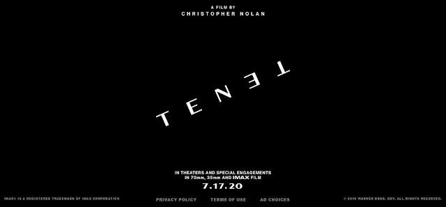 كريستوفر نولان يتلاعب بالزمن مرة أخرى في فيلمه القادم Tenet! - التريلر الرسمي