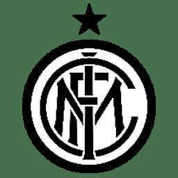 Logo DLS Inter Milan Hitam Putih