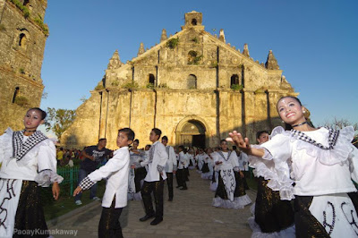 Guiling-guling festival Paoay