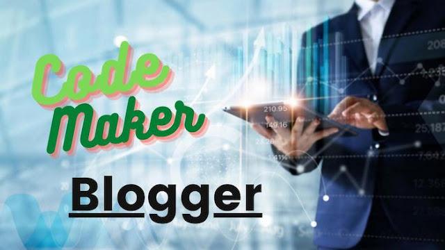 برنامج l Code Maker كيفية كتابة مقالات حصرية 2021
