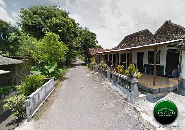 Rumah Limasan dekat Pasar Jangkang