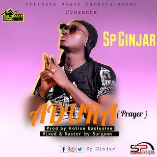 [MUSIC] Sp Ginjar - ADURA (Prod by Hotice Exclusive)