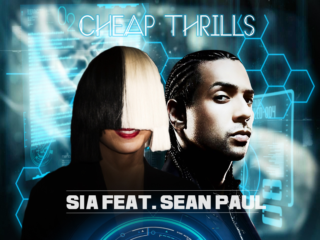 Cheap Thrills Sia and Sean Paul