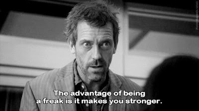 Dr House TV  show inspirational quotes