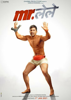 Mr. Lele First Look Poster