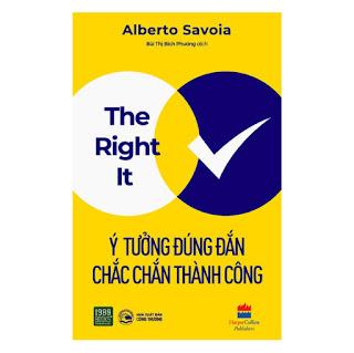 The Right It - Ý Tưởng Đúng Đắn Chắc Thành Công ebook PDF-EPUB-AWZ3-PRC-MOBI