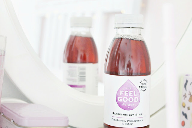 Feel Good summer autumn drinks blog review