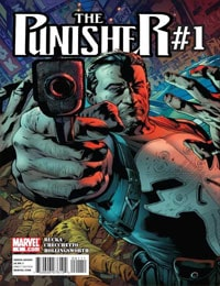 The Punisher (2011) Comic