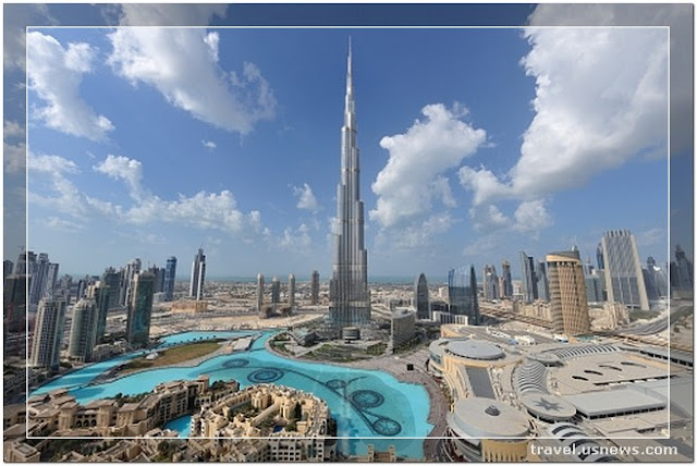 Dubai, United Arab Emirates - Top 7 Best Places to Travel in The Middle East & Africa At Least Once