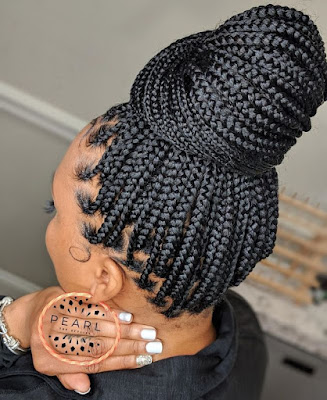 60 PHOTOS: Latest and Stylish Shuku Hairstyles You Should Try Out