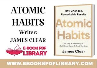 atomic habits pdf, atomic habits book