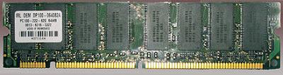 SDRAM (Synchronous Dynamic Random Access Memory)