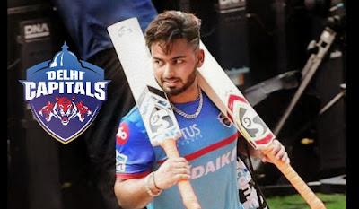 DC Team Full details in IPL in 2021