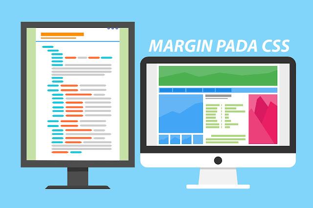 Cara Memberi Jarak Antar Elemen / Tag HTML dengan CSS ( Margin )