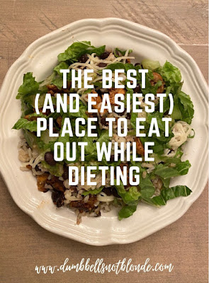 The best and easiest place to eat out while dieting fat loss diet weight loss chipotle