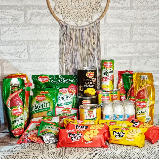 Kumpleto ang Sarap with Del Monte - Shopee Brand Day Sale