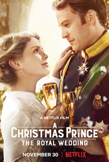 Poster Of Free Download A Christmas Prince 2017 300MB Full Movie Hindi Dubbed 720P Bluray HD HEVC Small Size Pc Movie Only At worldfree4u.com