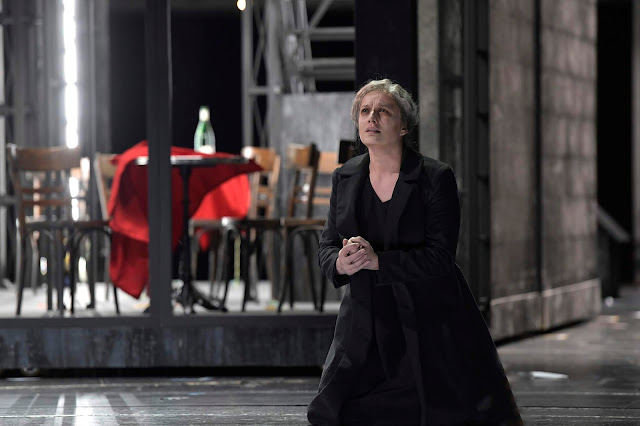 Meyerbeer: Le prophète - Clémentine Margaine - Deutsche Oper, Berlin (Photo Bettina Stöß)