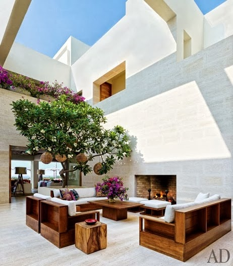 Dream retreats side by side [CRAWFORD+CLOONEY]
