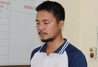 Khởi tố đối tượng Nguyễn Duy Sơn