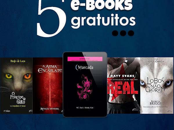 E-books gratuitos da Novo Século