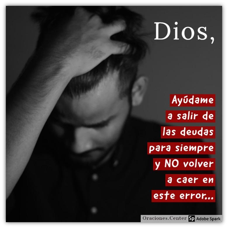 Oración para Salir de las Deudas