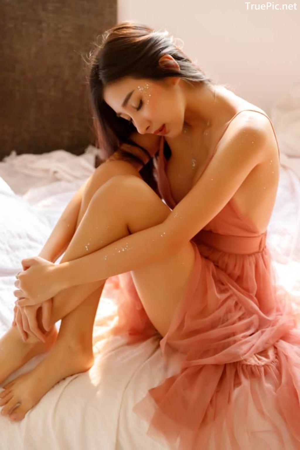 Image-Thailand-Sexy-Model-Pattamaporn-Keawkum-Morning-Sunlight-TruePic.net- Picture-3
