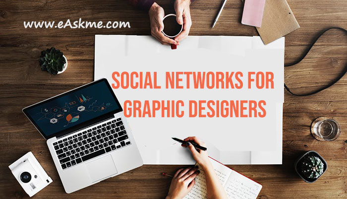 Essential Social Networks for Graphic Designers: eAskme