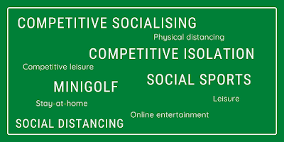 Competitive isolation and Putting at Home