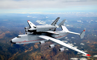 Antanow An 225 Sovie Space Shuttle HD Wallpaper