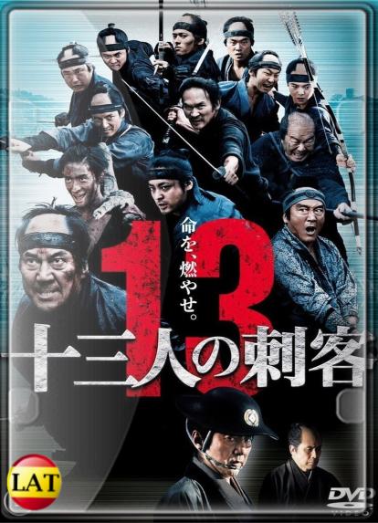 13 Asesinos (2010) DVDRIP LATINO