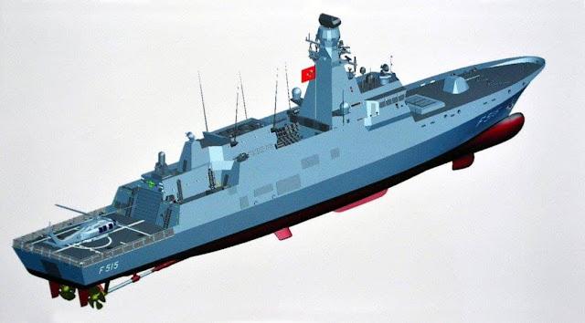 İ sınıfı fırkateynler,su üstü harbi, denizaltı harbi, hava savunma harbi, keşif ve karakolgörevlerini icra etmeleri üzere projelendirilmiştir. Projenin ilk gemisi, İstanbul ismini taşıyacak olup dört geminin isim ve borda numaraları sıralandığı şekildedir;TCG İstanbul(F-515), TCG İzmir(F-516), TCG İzmit(517) ve TCG İçel(518).