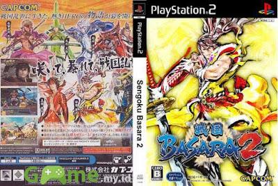 Kumpulan Kode Password Basara 2 Heroes PS2 Lengkap