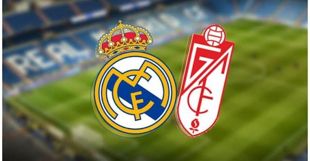 موعد مباراة ريال مدريد ضدغرناطة اليوم في الدوري الإسباني والقنوات الناقلة للمباراة