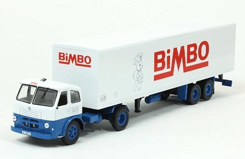pegaso 2011-50 1/43 bimbo, coleção caminhões articulados altaya, coleção caminhões articulados planeta deagostini, coleção caminhões articulados 1:43